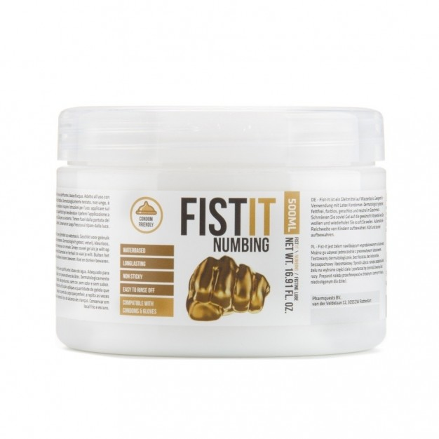 Fist-It Numbing Lubricant 500 ml