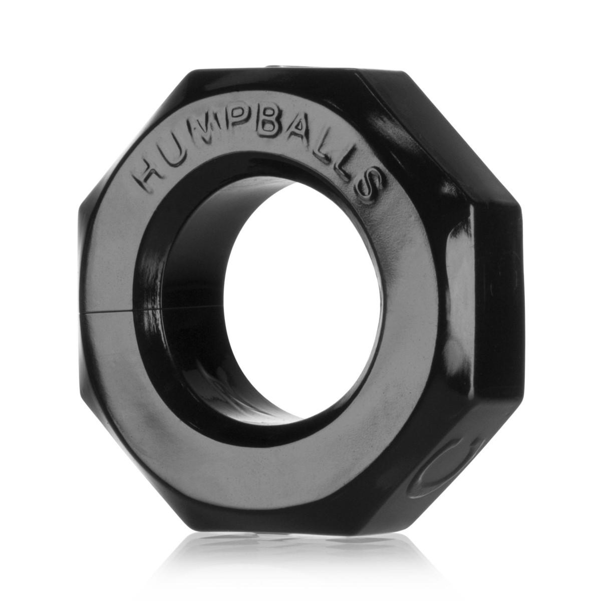 Oxballs Humpballs Cock Ring Black