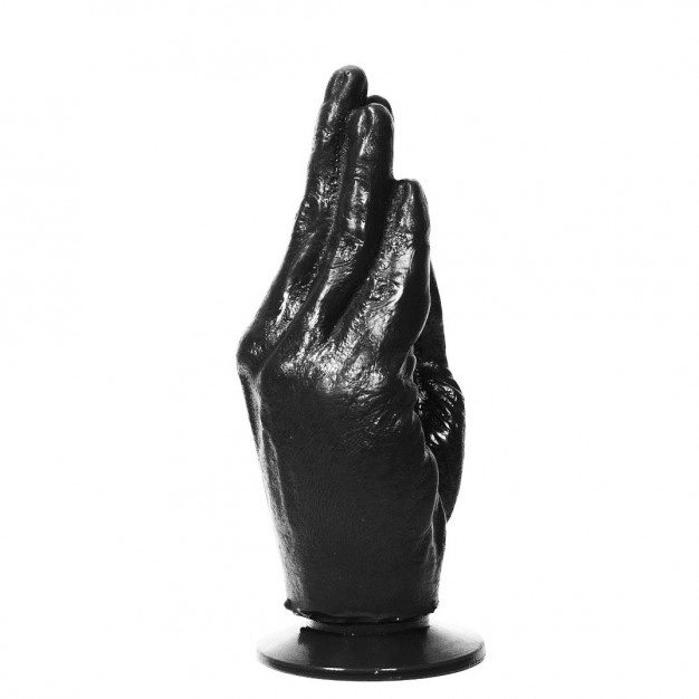 All Black AB13 Otto Fist Dildo