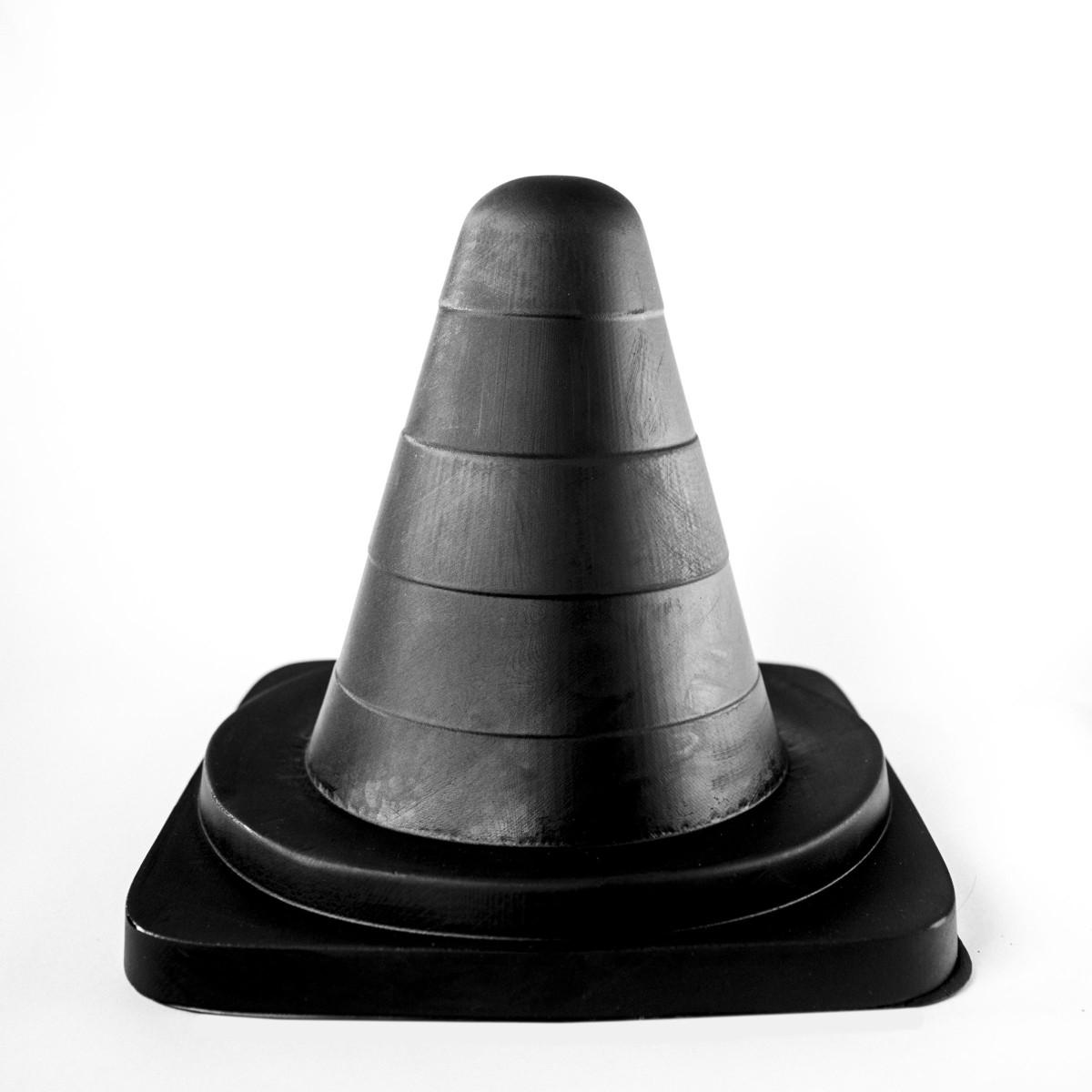 All Black AB68 Butt Plug