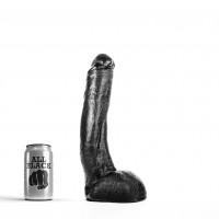 All Black AB15 Sven Dildo