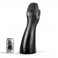 All Black AB59 Fist Dildo