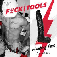 Mister B Fucktools Plumbing Paul Dildo