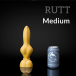 Weredog Rutt Dog Dildo Jet Medium