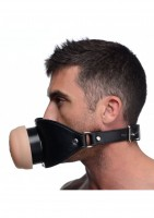 Mouth Gag Master Series Pussy-Face