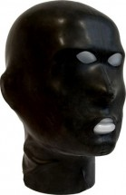 Mister B Rubber Hood with Holes