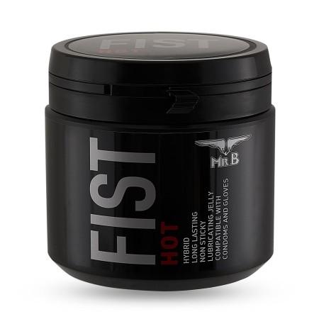 Mister B Fist Hot Lube 500 ml