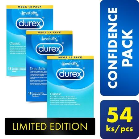 Durex Confidence Pack
