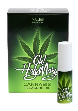 Nuei Oh! Holy Mary Cannabis Pleasure Oil 6 ml