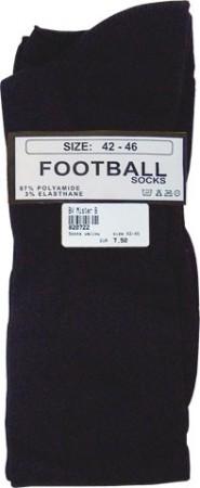 Mister B Football Socks Black