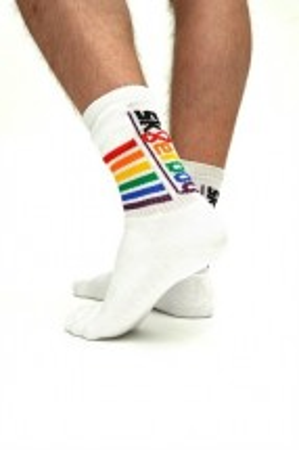 Sk8erboy Pride Socks